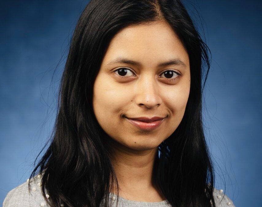 Srushti Kittane Joins Hopkins BMB